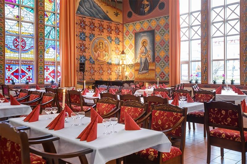 Ravintola Bysanttilainen